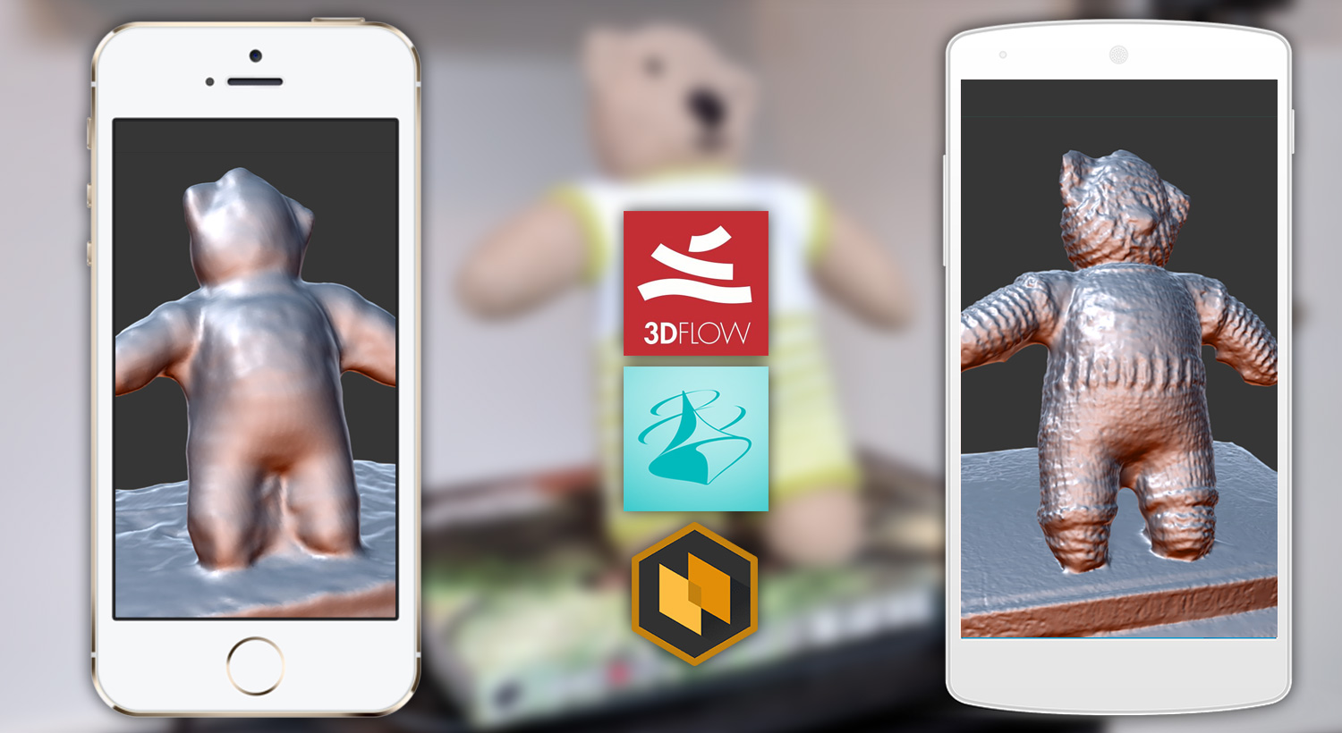 3 Almost Free 3d Scanning Apps That Don T Need Extra Hardware In 2018
