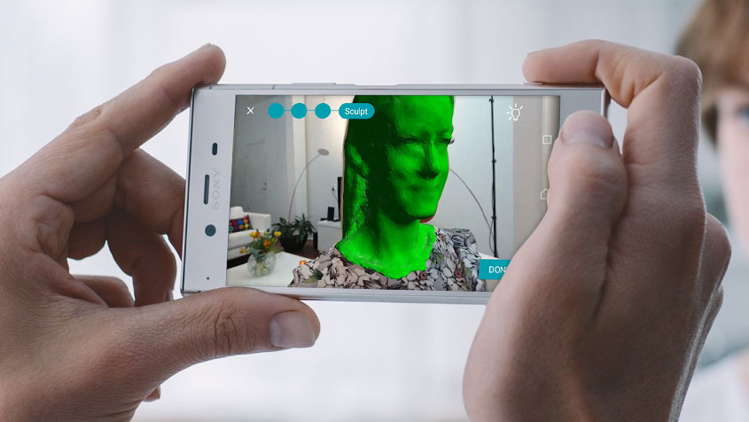 The Future Of Mobile 3d Scanning Is Software And Real Time