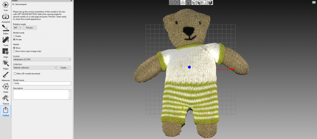 artec-eva-screenshot-teddy-share