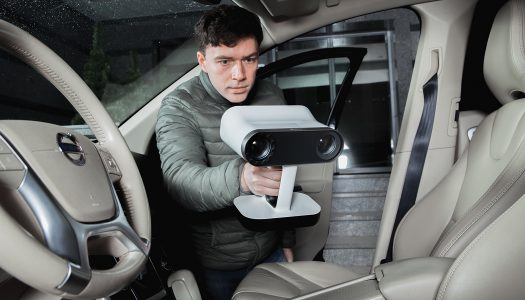Artec Leo: Professional 3D Scanning as easy as a Stucture Sensor