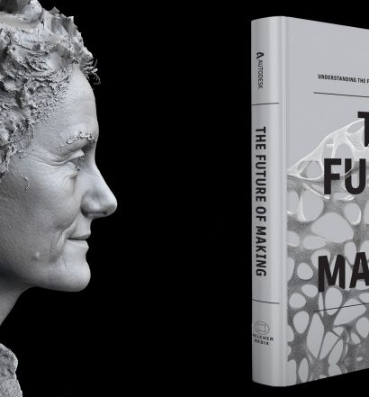 Book The Future of Making by Autodesk 3D Scan Photogrammetry