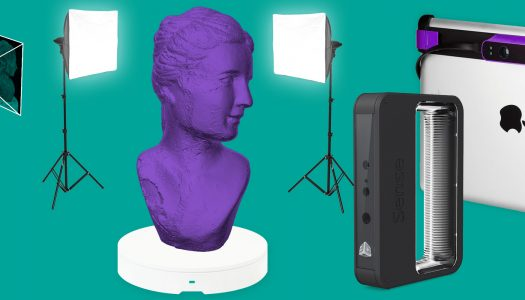 The Beginners Guide to 3D Scanning & Photogrammetry on a Budget