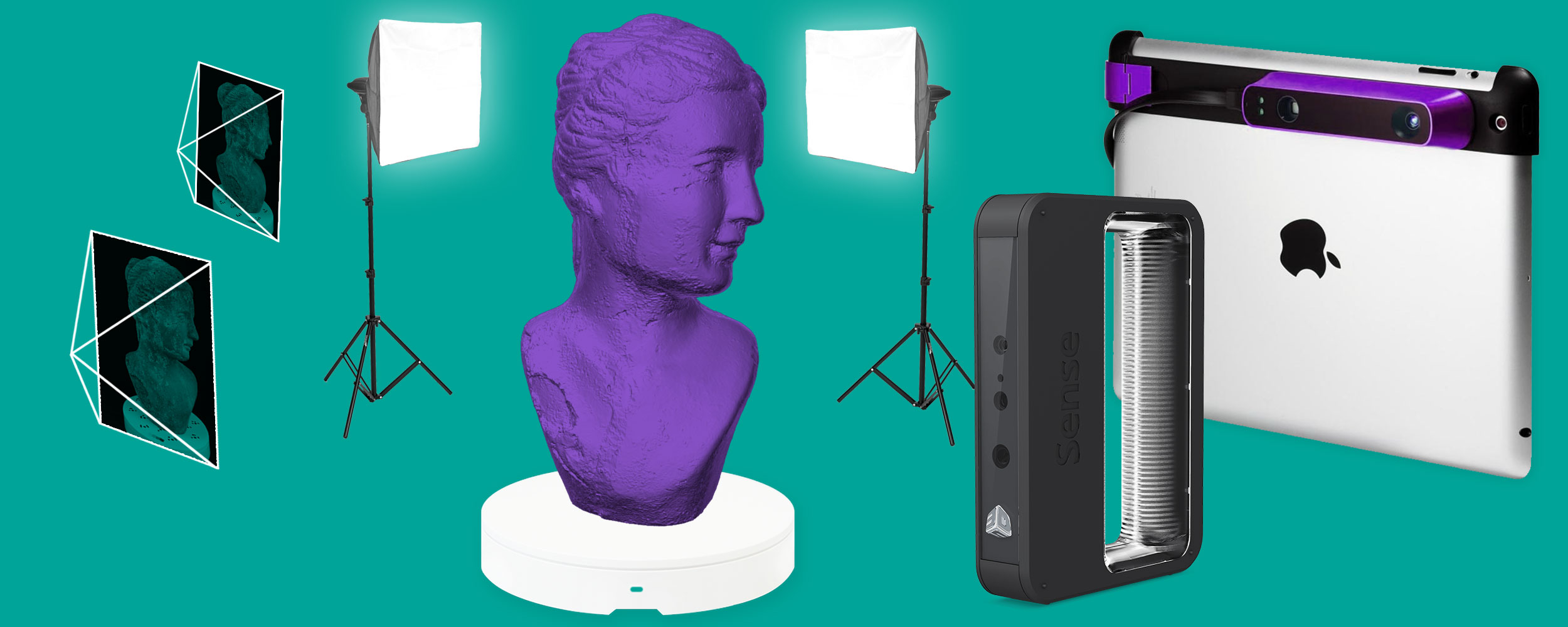 The Beginners Guide to 3D Scanning & Photogrammetry on a Budget - 3D