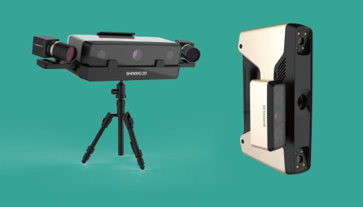 CES 2018: Shining 3D announces new modules for EinScan 3D scanners