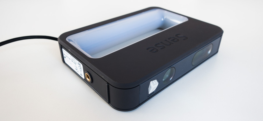 3D Systems Cubify Sense Review - Hardware