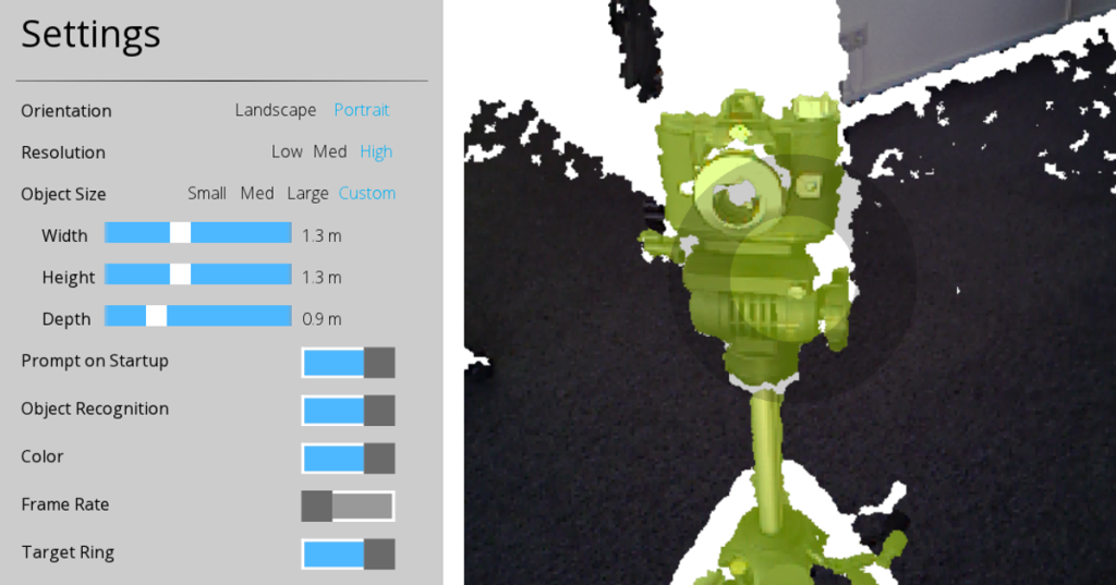 3D Systems Cubify Sense Review - Software Options