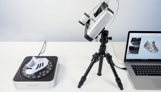 Shining 3D Einscan-Pro 3D Scanner Review