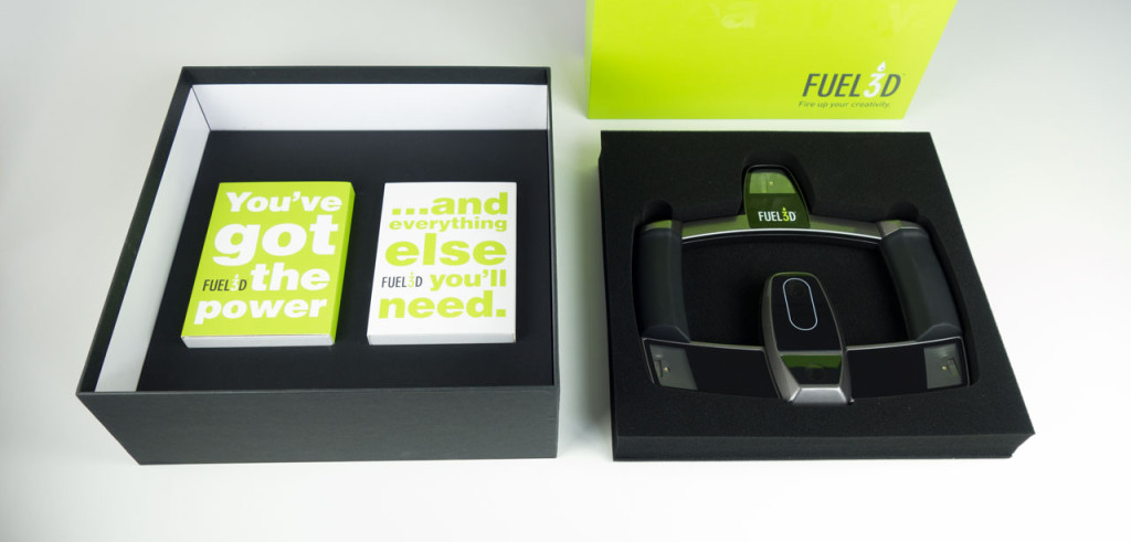 Fuel 3D Scanify Review - Box