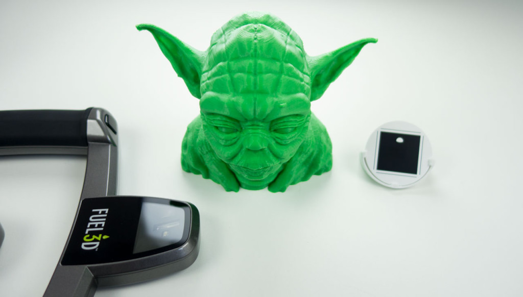 Fuel 3D Scanify Review - Yoda