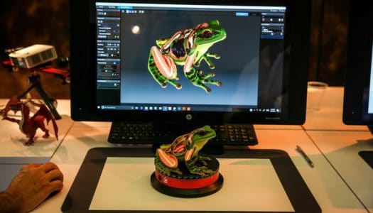 Better 3D Scanning with HP's new Sprout Pro G2