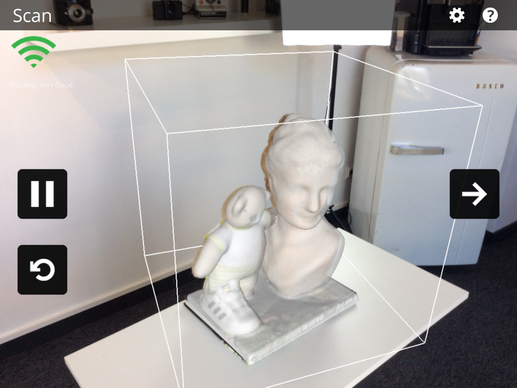3D Systems iSense 3D Scanner and iOS App Review - 3D Scan Expert