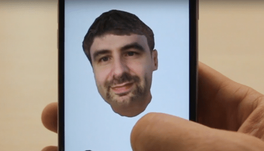 itSeez3D announces Smartphone 3D Capture SDK for Avatars