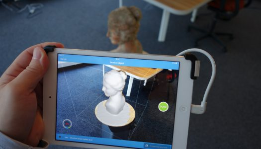 itSeez3D 3D Scanner App Review