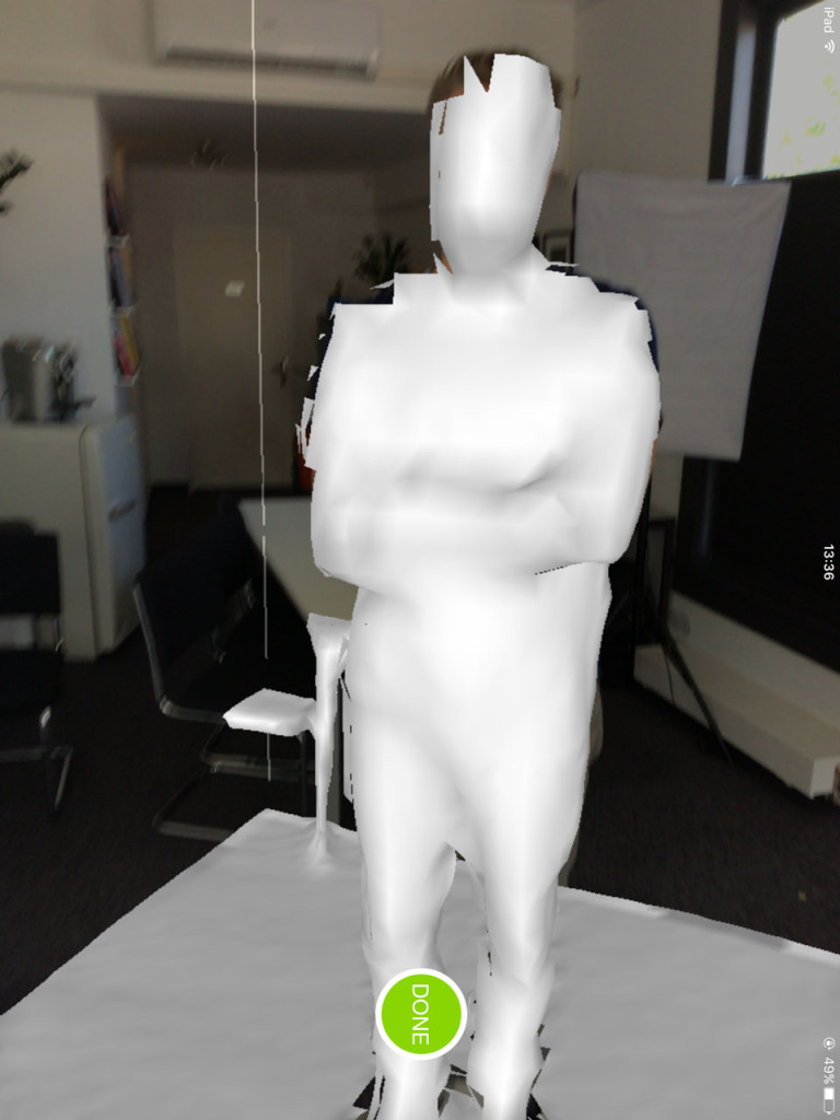 itSeez3D Review - Full Body Scan