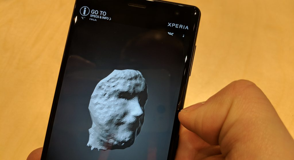 3d Scanner App >> 3d Scan Your Face With The Iphone X And Bellus3d App 3d