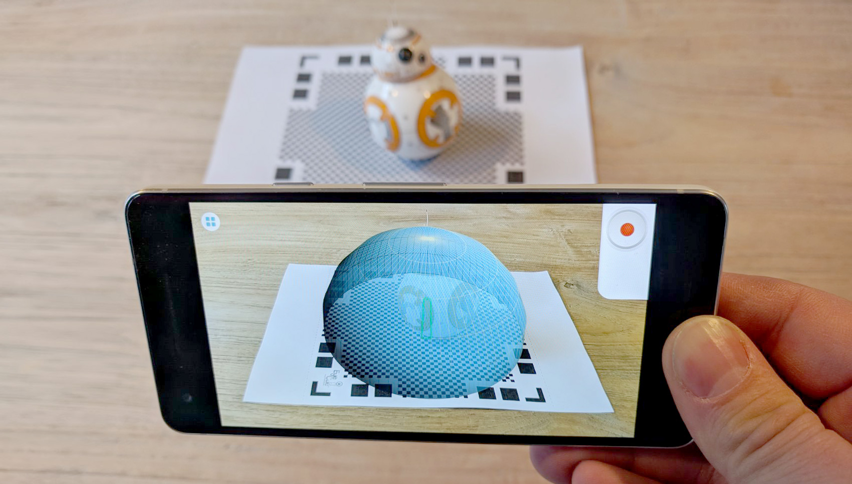 3d Scanner App >> Mwc 2018 Qlone Is Now Also Available On Android 3d Scan Expert