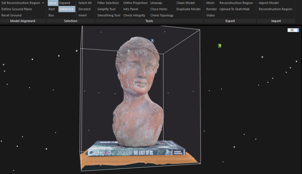 Updated 2018: RealityCapture Photogrammetry Software Review