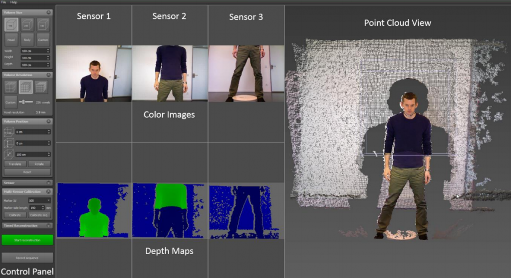 RecFusion Depth Sensor 3D Scanning Software Review - 3D Scan