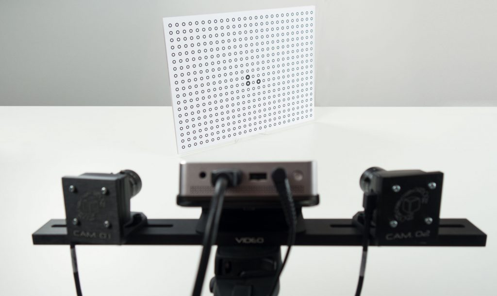 Scan in a Box 3D Scanner Review - Calibration