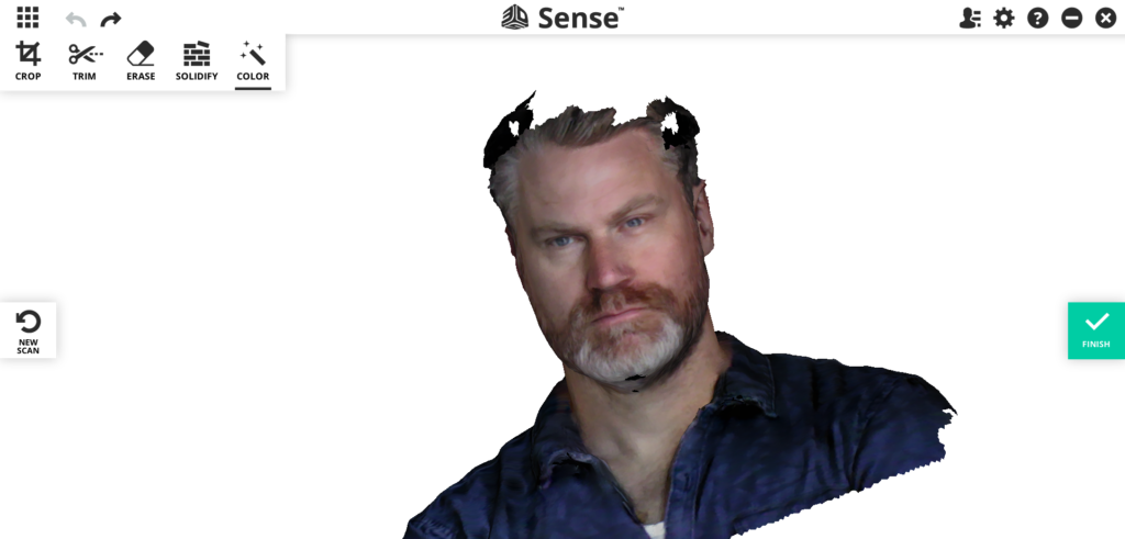 Sense for RealSense Review — Result