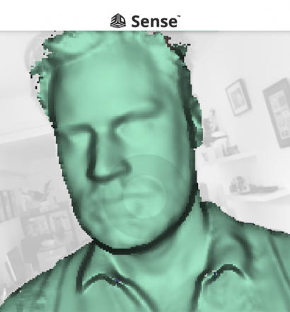 Sense for RealSense Review — 3D Scanning