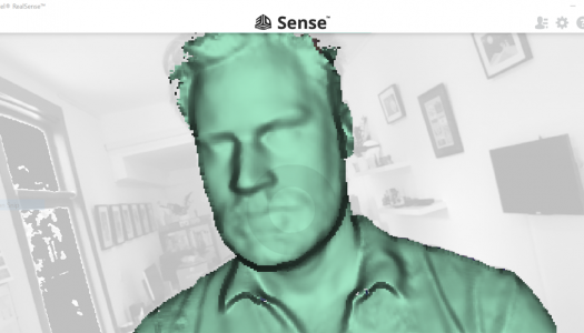 3D Systems Sense for RealSense Software Review