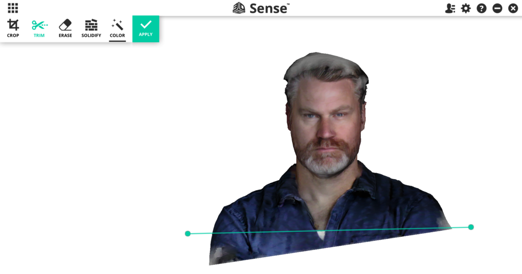 Sense for RealSense Review — Editing