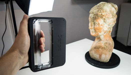 Sense 2 (RealSense SR300) 3D Scanner Review