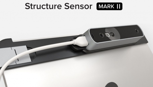 Structure Sensor Mark II features Higher Resolution & Outdoor Scanning