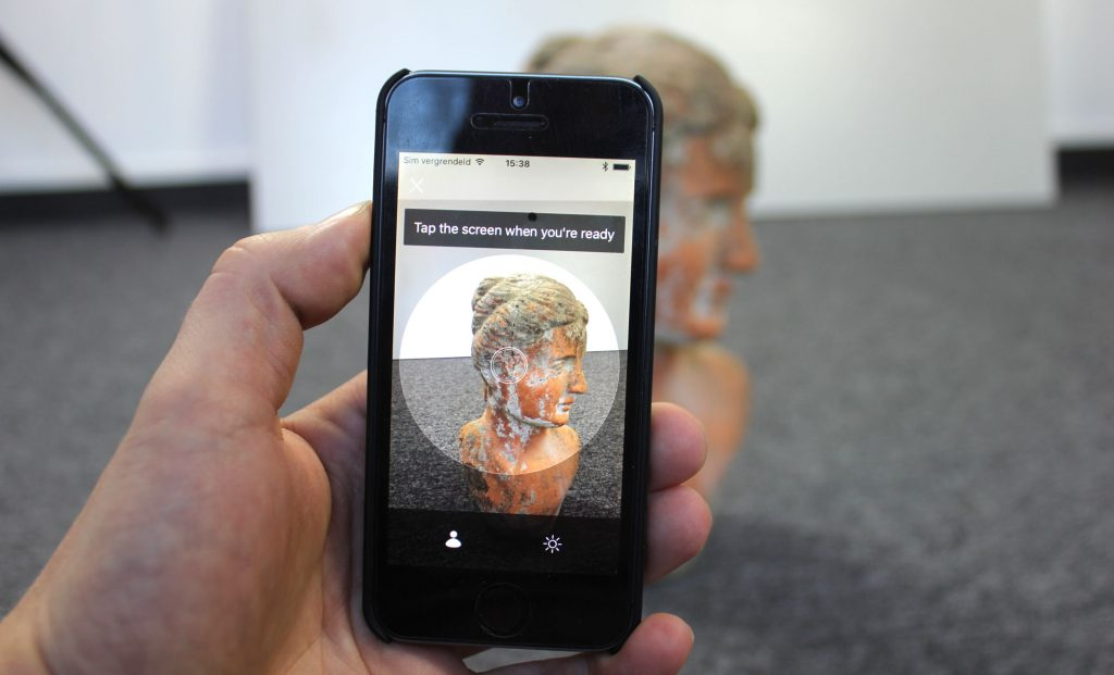 3d Scanner App >> Trnio Iphone Photogrammetry App Review 3d Scan Expert