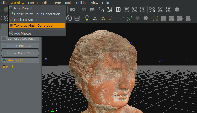 3DF Zephyr Free - 3D Scanning from Video by using just a Smartphone ...